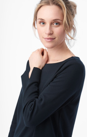 Boomerang - barbro top - Black
