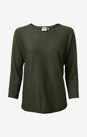 Boomerang - PLANTA SWEATER - Winter moss