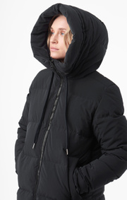 Boomerang - JOSSAN COZY DOWN JACKET - Black