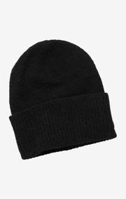 Boomerang - FLUFF CAP - Black