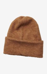 Boomerang - FLUFF CAP - Golden beige
