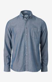 Boomerang - ingo indigo shirt - Indigo