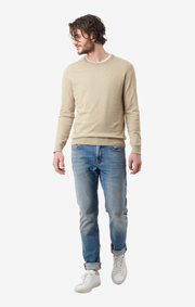 Boomerang - dan sustainable sweater - Beige