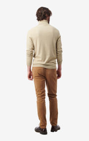 Boomerang - dennis sustainable sweater - Beige