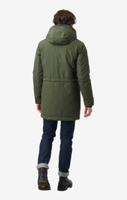 Boomerang - luke winter parka - Greta green