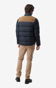 Boomerang - don down jacket - Midnight blue