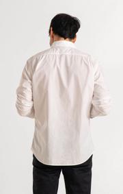 Boomerang - PETER POPLIN SHIRT - White