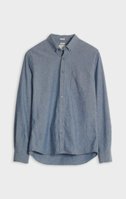 Boomerang - DANNE DENIM OXFORD SHIRT - Light indigo