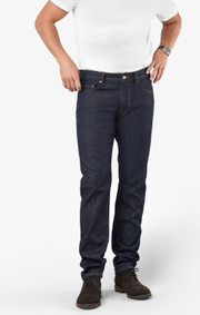 Boomerang - Oscar rinse stretch denim - Dark Indigo